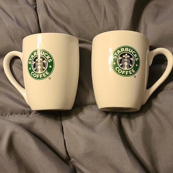 2 Starbucks 2017 mugs